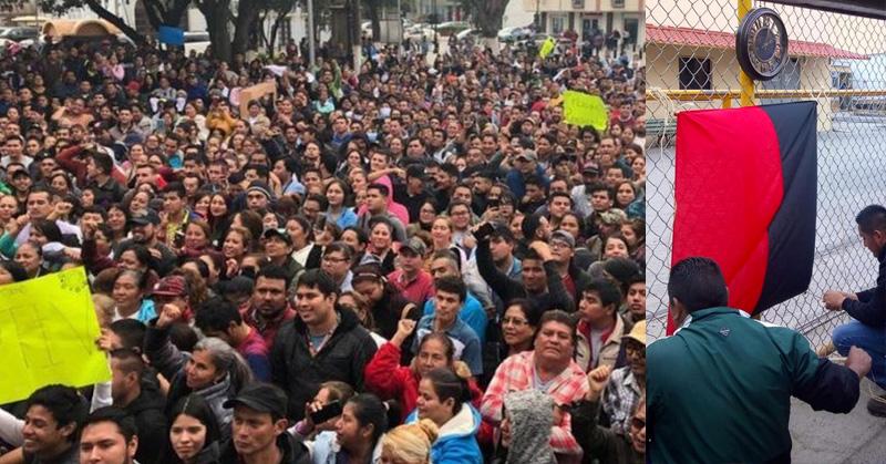 Acuerdan terminar huelga en 14 maquiladoras en Matamoros