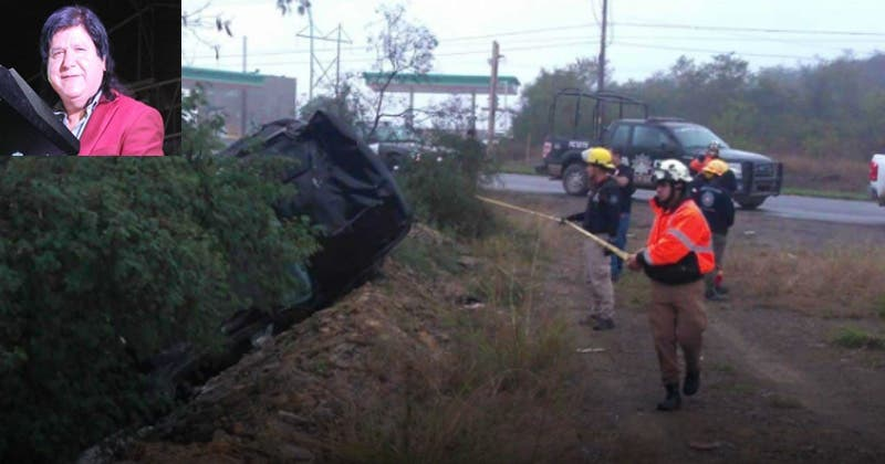 Muere integrante del grupo Toppaz en accidente