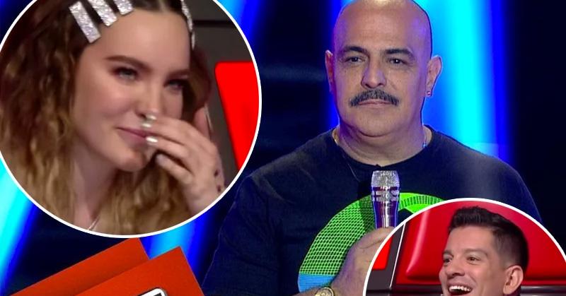 Así fue la audición de Juan Carlos Casasola en La Voz