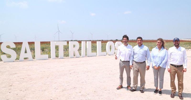Resultado de imagen para Se inaugura Salitrillos