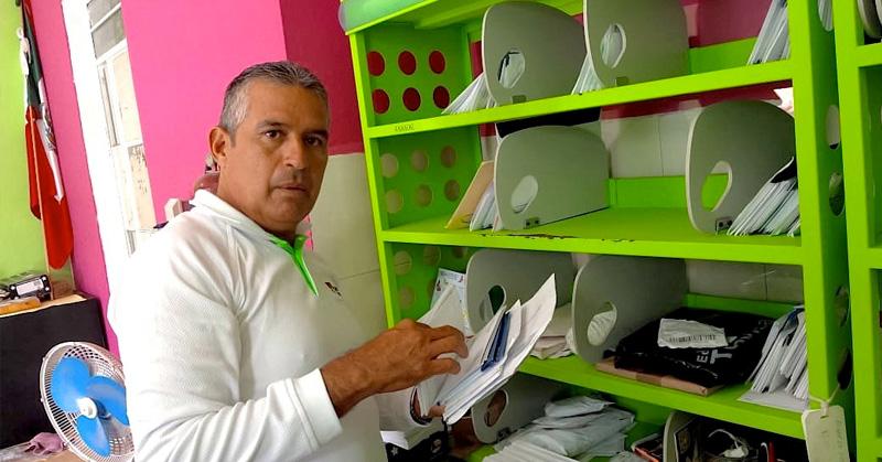 Nazario, el cartero de Pueblo Viejo - Expreso