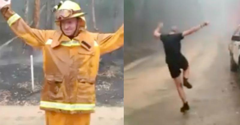Risultati immagini per lluvia en australia