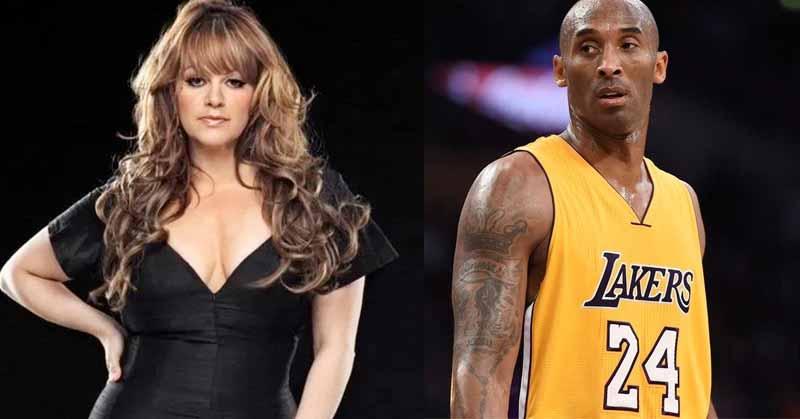 Hijo de Jenni Rivera comparte emotivo momento con Kobe Bryant