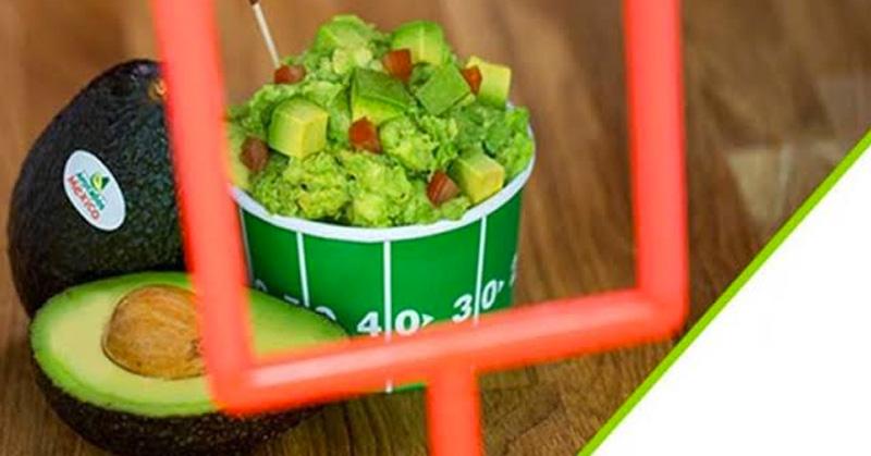 Rompe récord la exportación de aguacate mexicano para Super Bowl