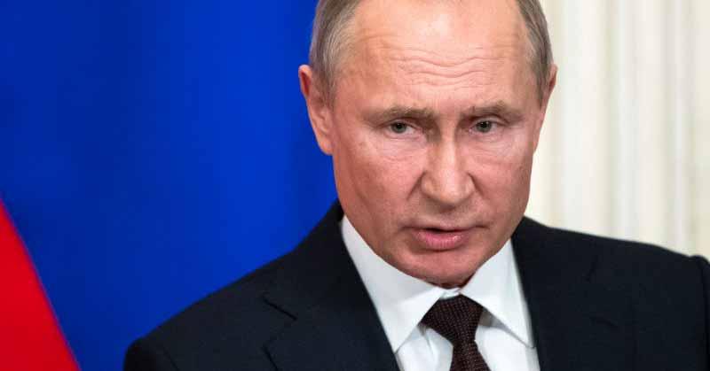 Putin firma la ley de enmiendas a la Constitución